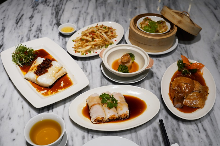 Iconsiam Dining Sumptuous Chinese New Year S Feast At