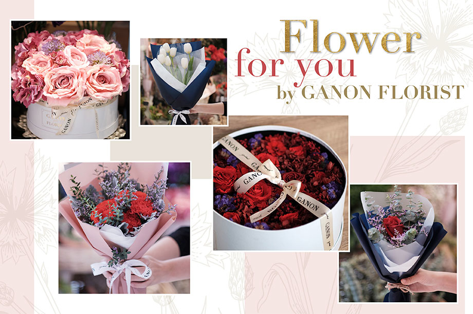 Iconsiam Shopping Flower For You By Ganon Florist